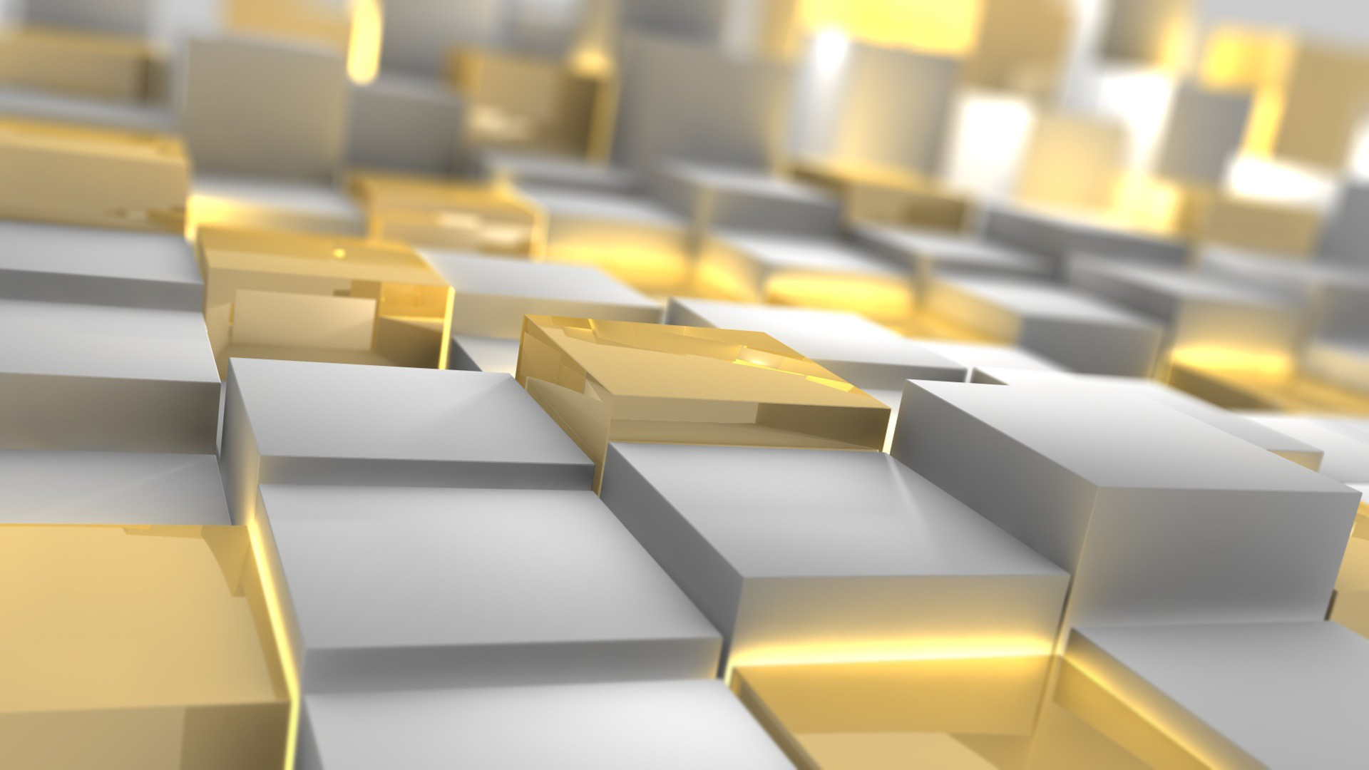 Gold and silver windows 10 wallpaper 3d hd 1920x1080 for Gold 3d wallpaper